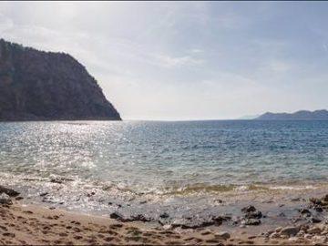 Долина Бабочек пляж