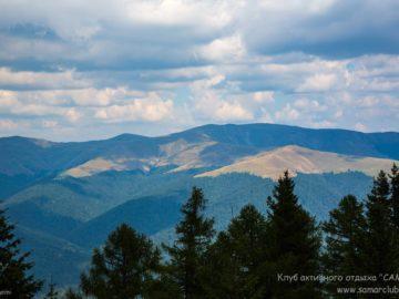 Дымка над горами