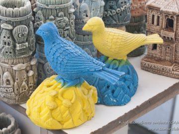 Голуби сувениры