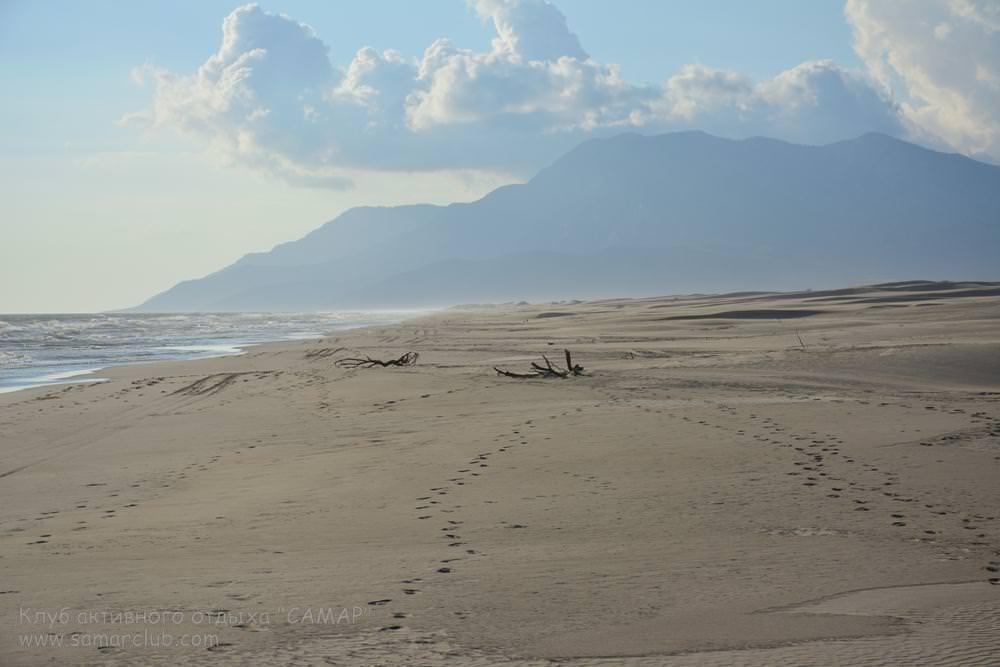 Город Патара пляж