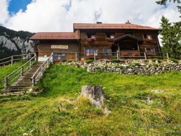 Гостинаца в горах