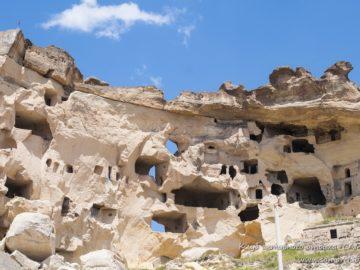 Комнаты в скале