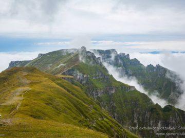 Красивые горные просторы