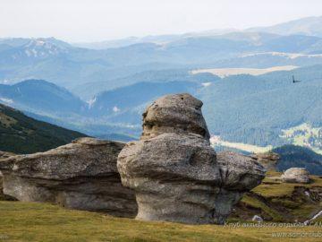 Природные скульптуры из камня