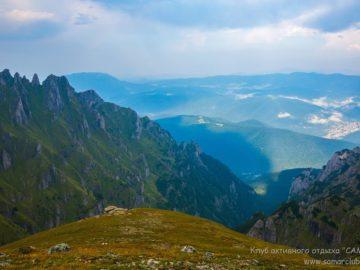 Шикарный вид с вершины