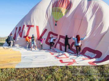 Спускаем воздушный шар