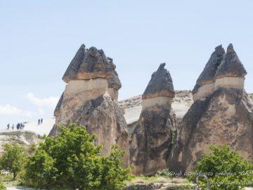 Загадочные скалы