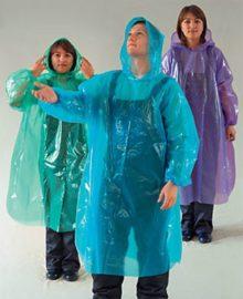 Полиэтиленовые дождевики