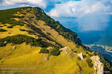 горный хребет Бучеджи