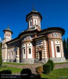 Синая православный монастырью