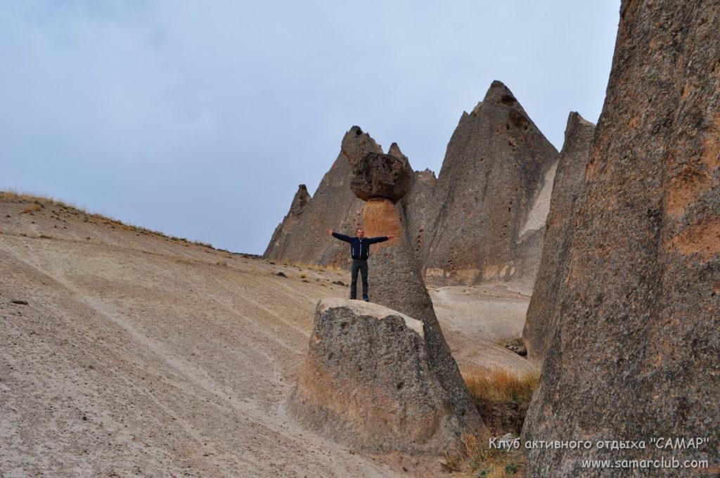 В долине каменных пик