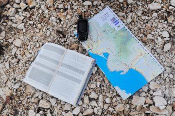 Карта и путеводитель