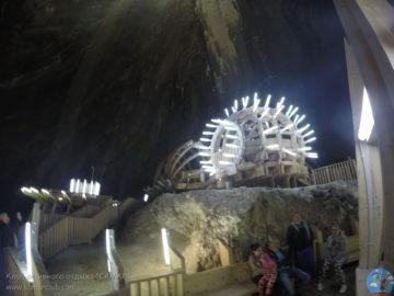 Соляная шахта СалинаТурда