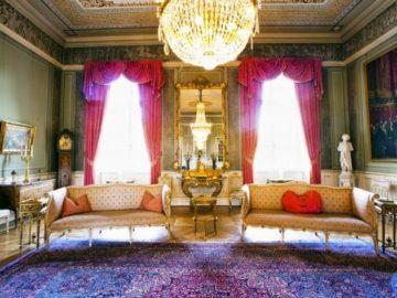 Костинная в королевском дворце