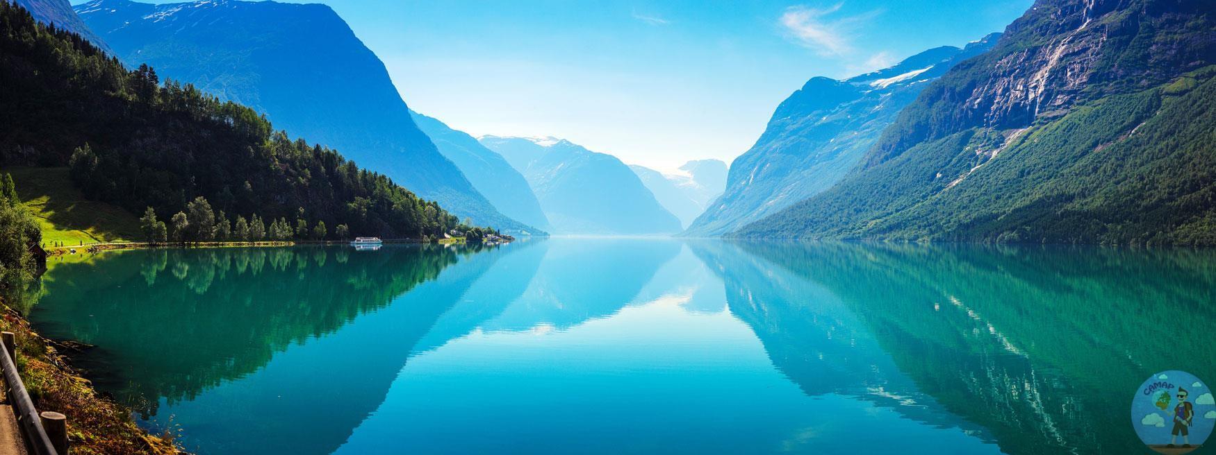 Нордфьорд река