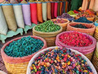 Пряности Марокко
