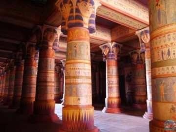 Красивые колонны
