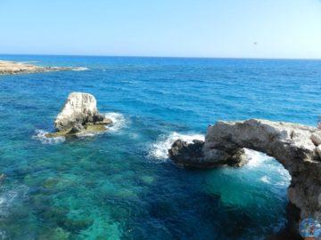 Мыс Греко чистейшая вода