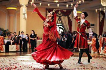 Народные танцы Грузии
