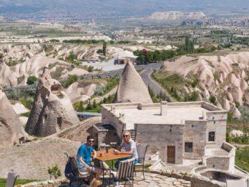 Окресности крепости Учисхар