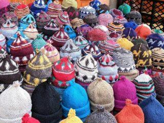 Шапки из Марокко