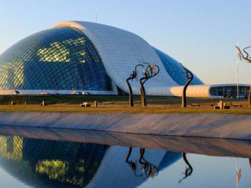 Сферическое здание