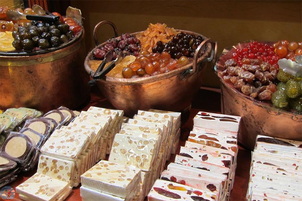 Десерты Канарских островов