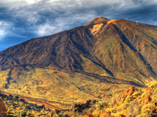 Гора и вулкан Тейде