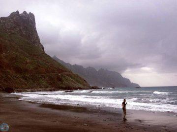 Канарские острова Пляж