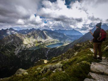 Фото с горы