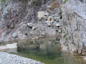 Горное озерцо
