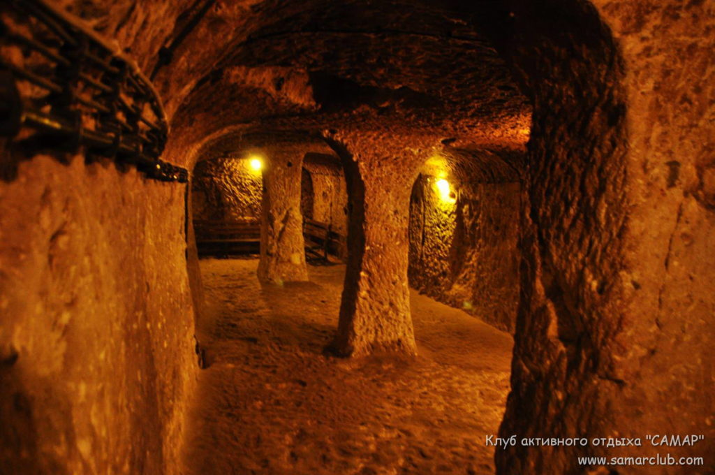 Каменные коридоры