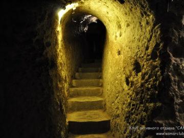 Каменный тунель
