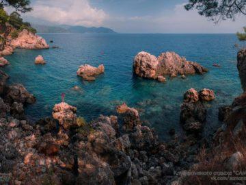 На каменом берегу