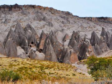 Острые скалы
