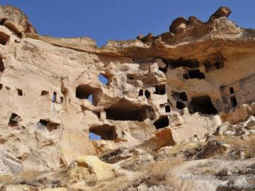 Отверстия в пещерах