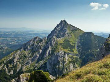 Пик горы