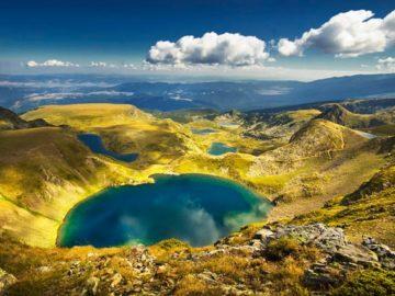 Сухото езеро