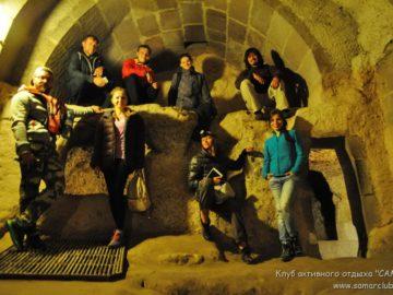 Тупик в тунеле