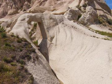 Ущелье с арками
