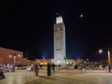 Башня на площади