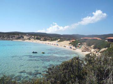 Город Дипкарпаз пляж