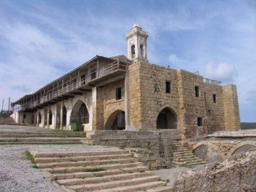 Монастырь Святого Андрея вход