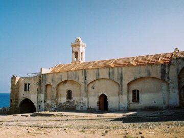 Монастырь Святого Андрея входы