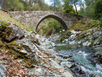 Мост через ручеек