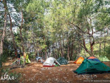 Платочный лагерь