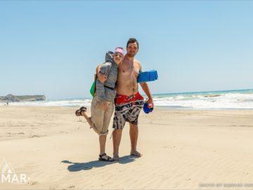 Вдвоем на пляже