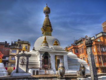 Храм в Катманду