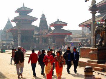 Катманду площадь Дурбар