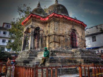 Строения в Катманду